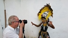 Photo © Chris Calonje. Caribbean Colombia Photo Expedition, Feb. 2018