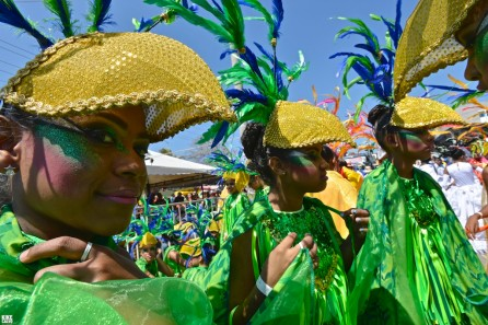 Barranquilla Carnival. Photo © KIKE CALVO / Colombia Photo Expeditions