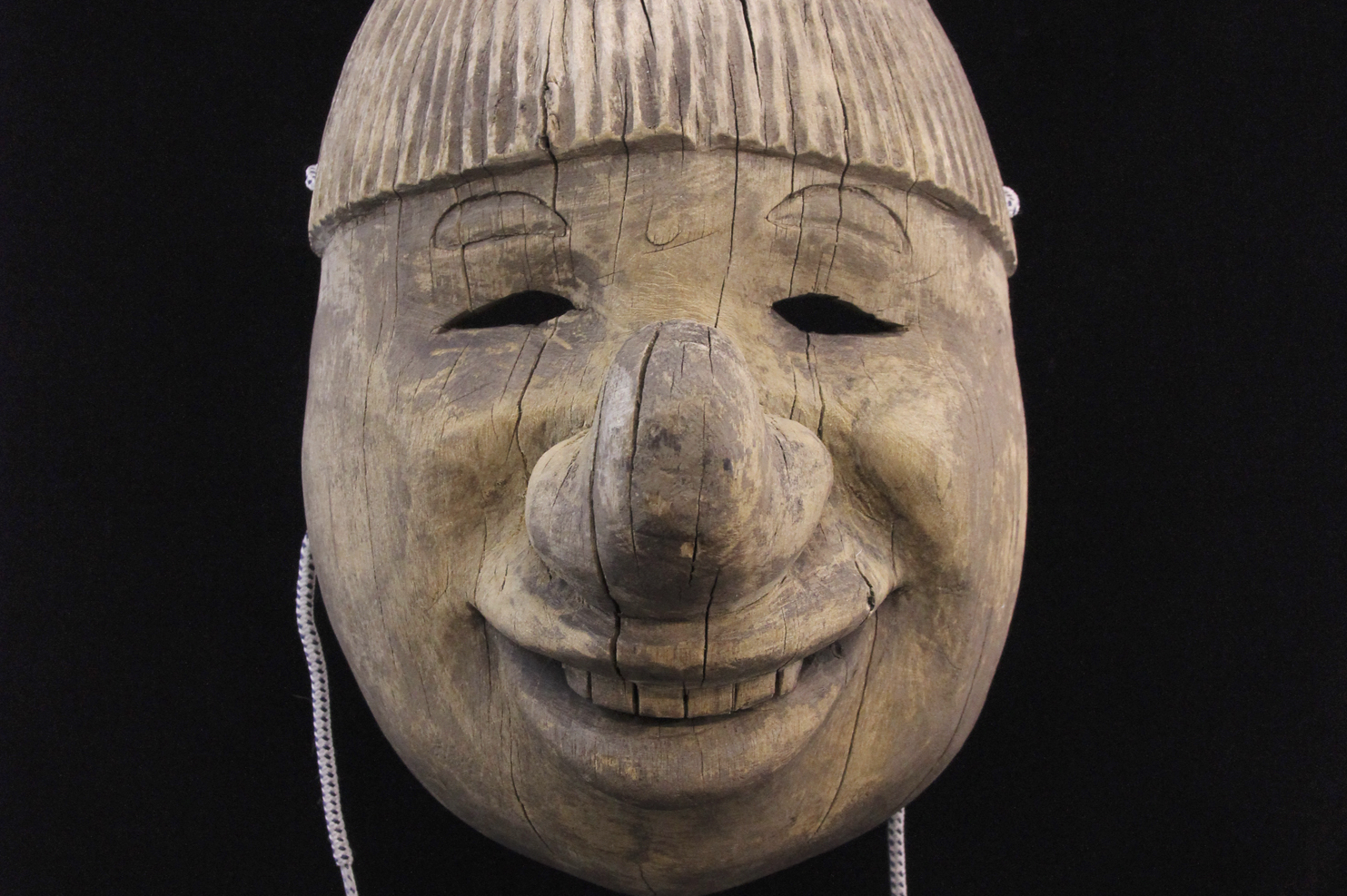 Masks of Colombia: Mask #1