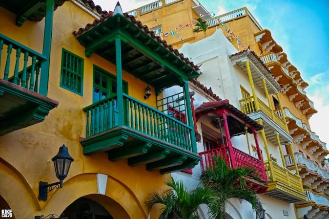 Colonial Cartagena de Indias