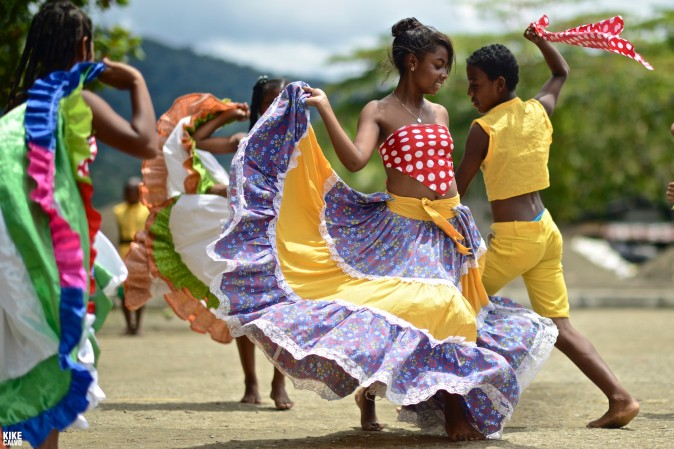 Afro-Colombian dances