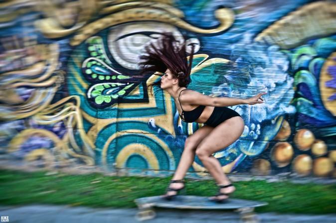 Female Skater